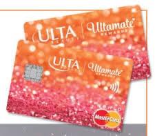 Ulta credit card payment