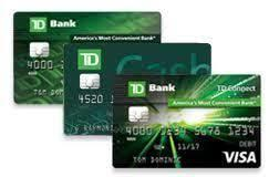 TD Bank Credit Cards